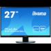 "iiyama ProLite X2783HSU 27"" Black Full HD"