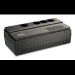 APC BV1000I-GR uninterruptible power supply (UPS) Line-Interactive 1000 VA 600 W 4 AC outlet(s)