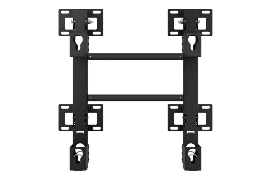 Samsung Wmn6575sd Flat Panel Wall Mount Black 0 In