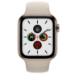 Apple Watch Series 5 reloj inteligente OLED Oro 4G GPS (satélite)