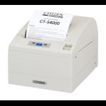 Citizen CT-S4000 Thermal POS printer 203 x 203DPI White