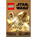 Warner Bros LEGO Star Wars: The Force Awakens - Deluxe Edition Deluxe PC English video game