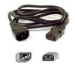 Belkin Cable AC Power Extension Moulded 3m 3m Black power cable