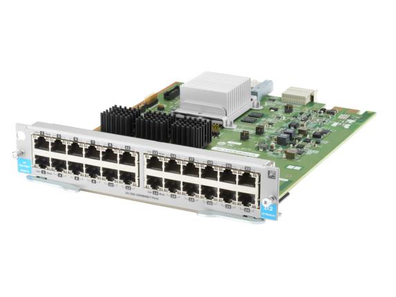 Hewlett Packard Enterprise J9987A network switch