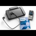 Philips DPM7700 PocketMemo Voice Recorder Dictation & Transcription Set