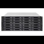 QNAP TS-EC2480U R2 Ethernet LAN Rack (4U) Black,Grey NAS