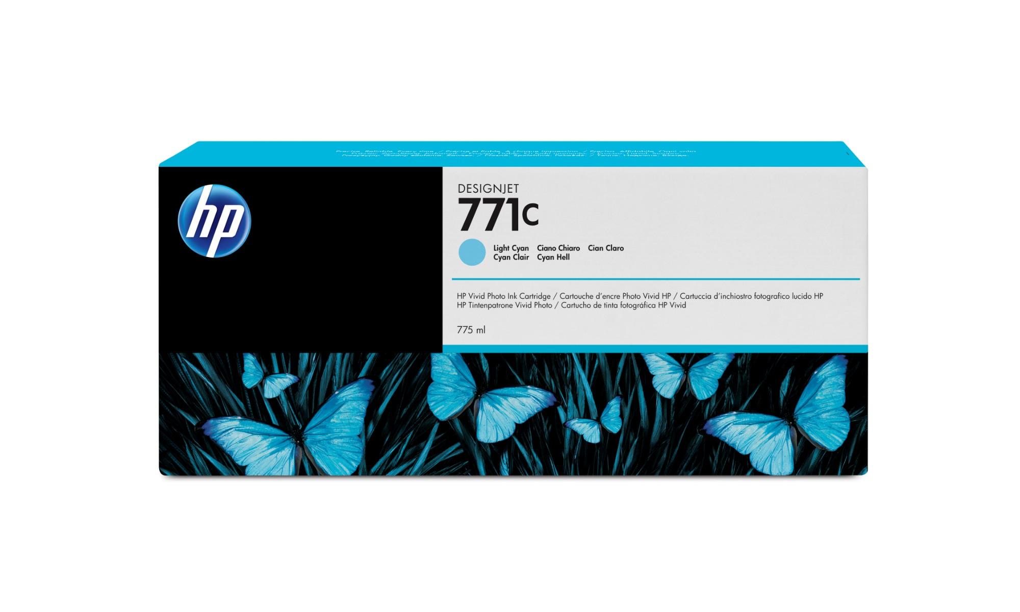 HP 771C Original Lichtyaan
