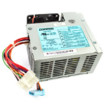 HP 244163-001 50W Grey,Metallic power supply unit