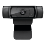 Logitech C920 webcam 15 MP 1920 x 1080 pixels USB 2.0 Black