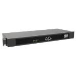 Tripp Lite B097-048-INT 48-Port Serial Console Server, USB Ports (2) - Dual GbE NIC, 4 Gb Flash, Desktop/1U Rack, CE, TAA