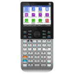 HP Prime Graphing calculator Desktop Silver