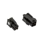 Cablemod CM-CON-4ATX-R 4 pin ATX Black wire connector