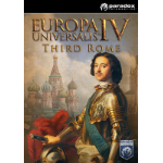 Paradox Interactive Europa Universalis IV: Third Rome, PC Video game downloadable content (DLC) PC/Mac/Linux Deutsch