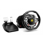 Thrustmaster TX Racing Wheel Ferrari 458 Italia Ed. Steering wheel + Pedals PC, Xbox One Analogue Black