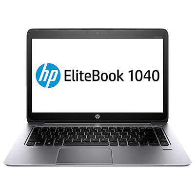 "HP EliteBook Folio 1040 G2 2.3GHz i5-5300U 14"" 1920 x 1080pixels Silver"