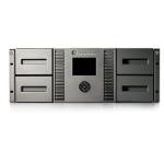 Hewlett Packard Enterprise StorageWorks MSL4048 19200GB 4U Black tape auto loader/library