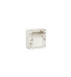 Vivolink 1845637 outlet box White