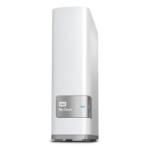 WESTERN DIGITAL My Cloud 8TB Personal Cloud Storage (NAS), Media Server, File Sync,PC/Mac Backup - White