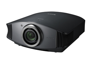 Sony SXRD 1080P BRAVIA Home Cinema Projector data projector 1000 ANSI lumens