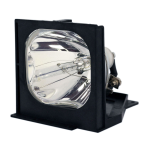 Sanyo Vivid Complete VIVID Original Inside lamp for SANYO Lamp for the PLC-XU07 projector model - Replaces