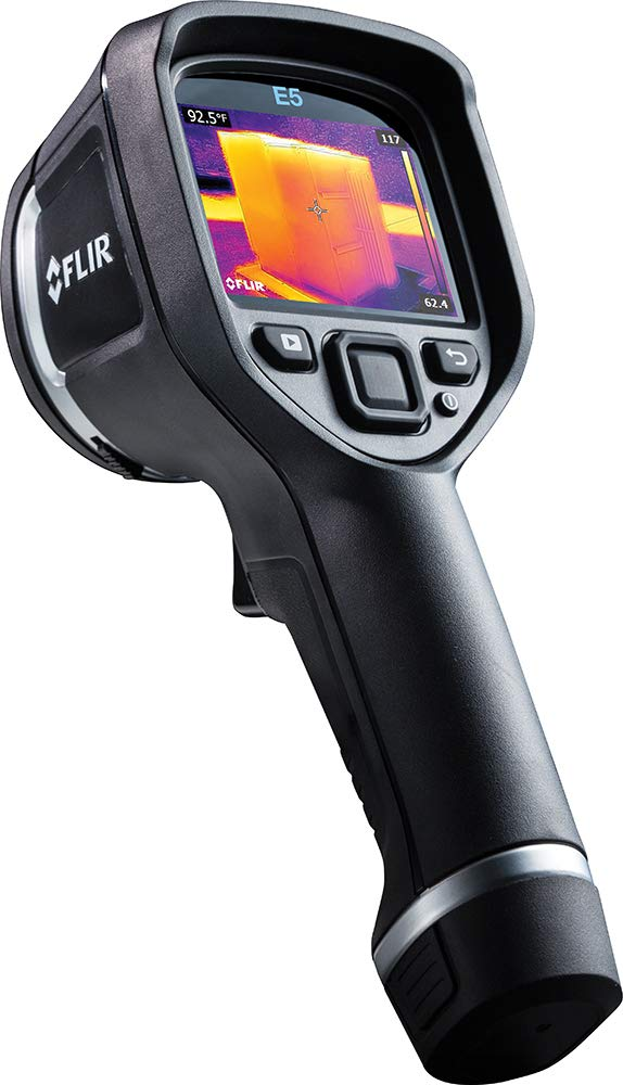 FLIR E5-XT IR Camera w/MSX and WiFi