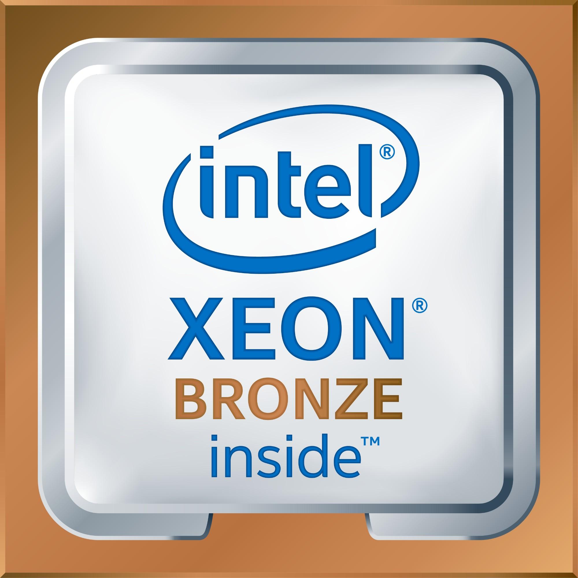 Intel Xeon 3106 processor 1.7 GHz Box 11 MB L3