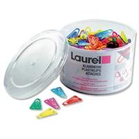 Laurel PAPERCLIPS PLASTIC 60MM PK75       PPC60