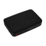 Kingston Technology MobileLite Wireless Pro USB 2.0/Wi-Fi/Ethernet Black card reader