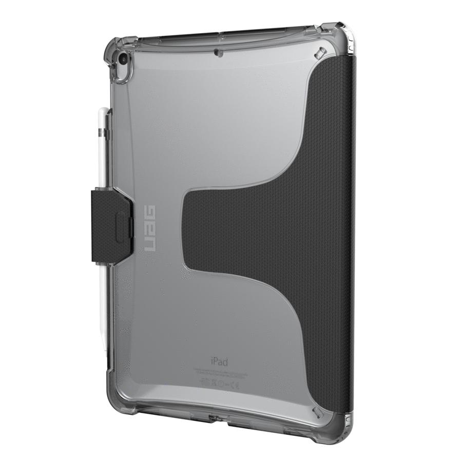 "Urban Armor Gear Plyo 26,7 cm (10.5"") Folio Negro, Transparente"