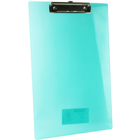 Rapesco Frosted Transparent clipboard