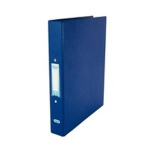 Elba 400001508 PVC Blue ring binder