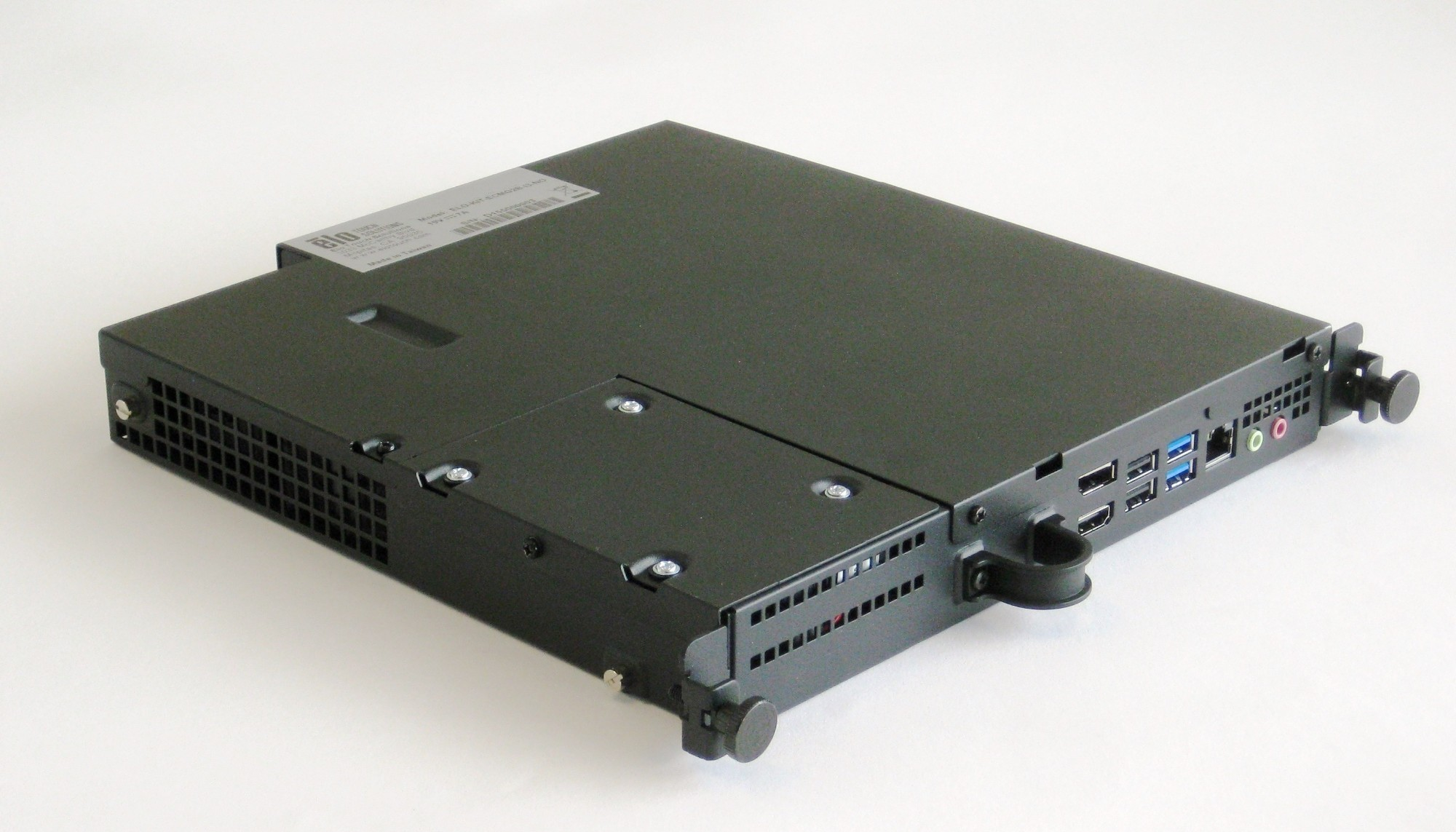 Elo Touch Solution ECMG2C 3 GHz i5-4590S Zwart Windows 8.1 3 kg