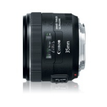 Canon EF 35mm f/2 IS USM Wide lens Black