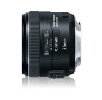 Canon EF 35mm f/2 IS USM Wide lens Black