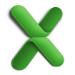 Microsoft Excel for Mac 2011, 1u, DVD, EN
