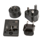 Intermec 213-029-001 netstekker adapter Zwart