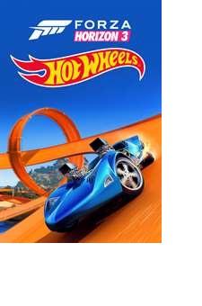 Microsoft Forza Horizon 3 Hot Wheels, Xbox One/PC Video game downloadable content (DLC)
