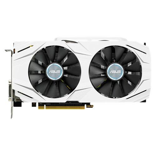 ASUS DUAL-RX480-O4G AMD Radeon RX 480 4GB graphics card