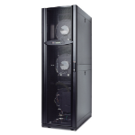 APC InRow RP Chilled Water 200-240V 50/60Hz 42U Freestanding rack Black