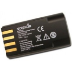 Nordic ID Morphic Double capacity battery >2260 mAh (NOTE For devices equipped with double capacity battery)