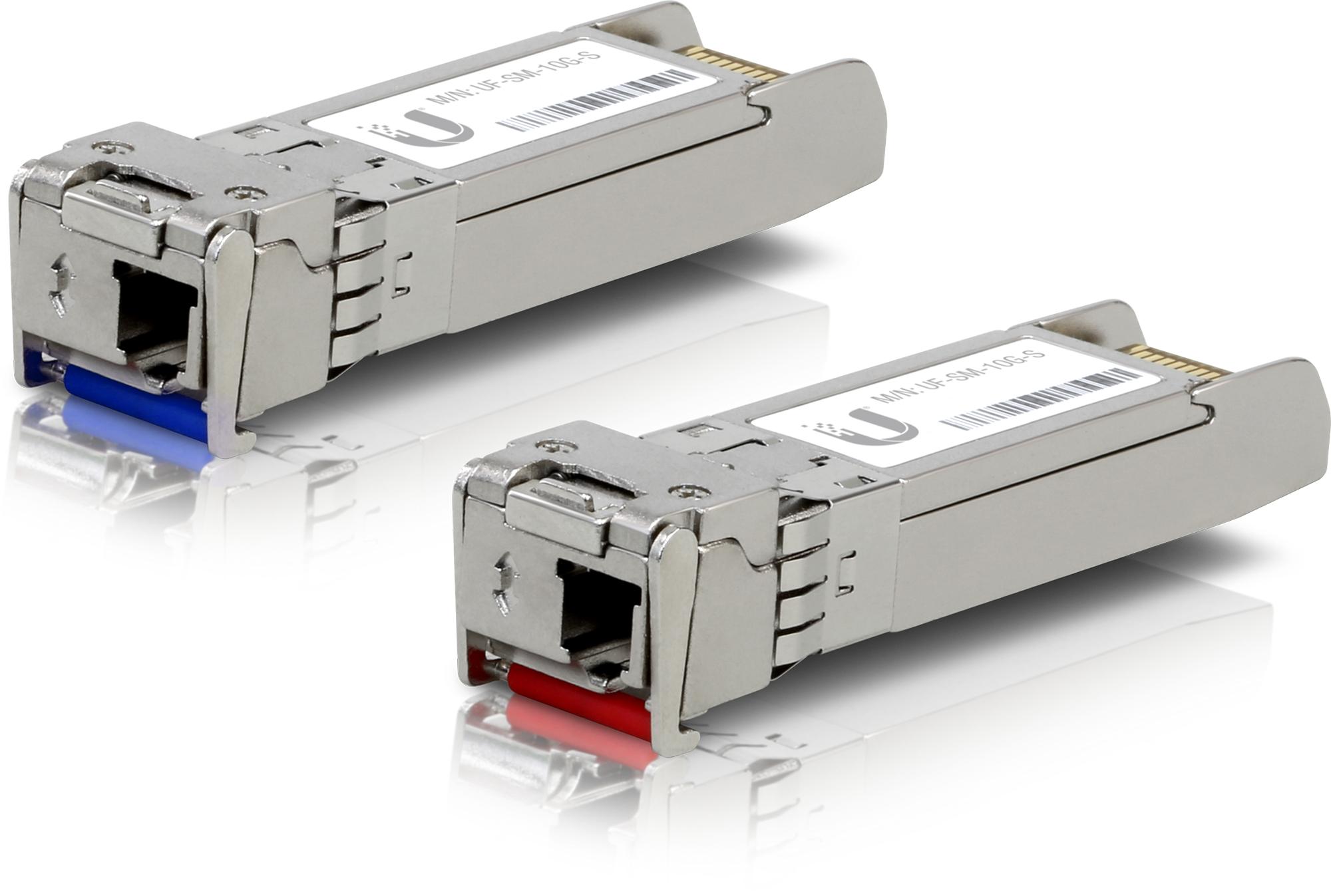 Ubiquiti Networks UF-SM-10G-S Fiber optic 1330nm 10000Mbit/s SFP+ network transceiver module