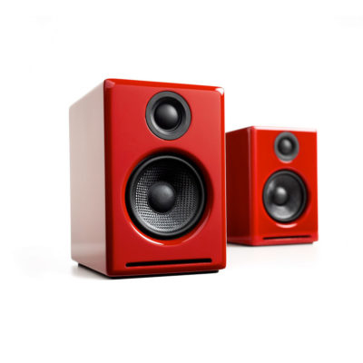 Audioengine A2+ 15W Red loudspeaker
