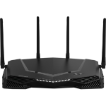 Netgear XR500 router inalámbrico Doble banda (2,4 GHz / 5 GHz) Gigabit Ethernet Negro