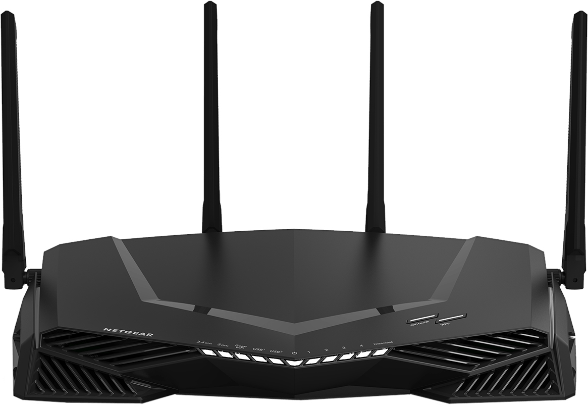 Netgear XR500 wireless router Dual-band (2.4 GHz / 5 GHz) Gigabit Ethernet Black