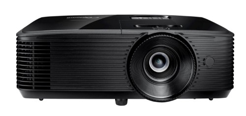 Optoma S322e data projector 3800 ANSI lumens DLP SVGA (800x600) Desktop projector Black
