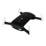 LASER Foldable Selfie Drone With Built-in Camera 720P pocket size, app controlled, remote control