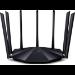 Tenda AC23 router inalámbrico Gigabit Ethernet Doble banda (2,4 GHz / 5 GHz) Negro