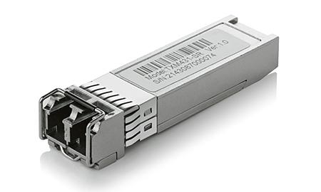 TP-LINK TXM431-SR Fiber optic 850nm 10000Mbit/s SFP+ network transceiver module