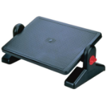 Q-CONNECT Q CONNECT FOOTREST BLACK