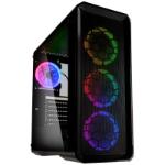 Kolink LEVANTE computer case Midi-Tower Black